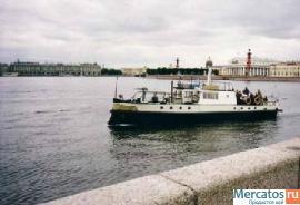 ванкетв на корабле